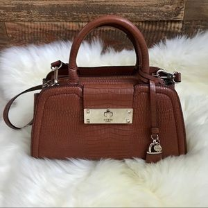 GUESS Brown Handbag / Crossbody/ Shoulder Bag